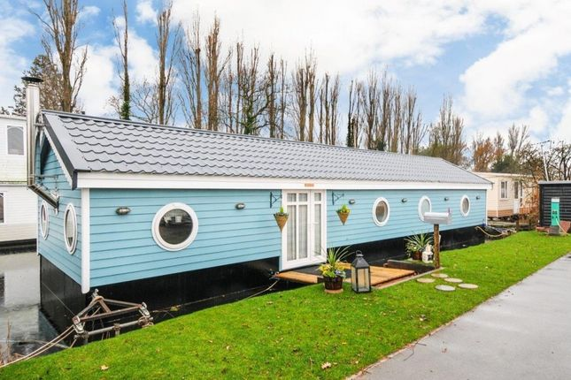 Thumbnail Houseboat for sale in Chichester Marina, Birdham, Chichester