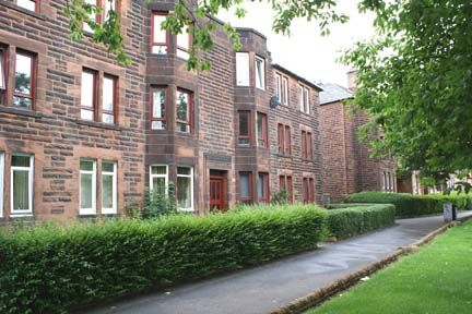 Thumbnail Flat to rent in Great Western Road, Anniesland
