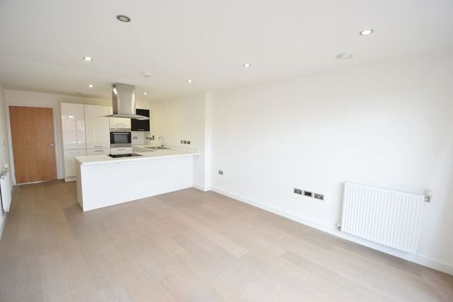 Thumbnail Flat to rent in Milestone House, 434 Old Kent Road