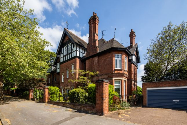 Thumbnail Flat for sale in Clumber Road East, The Park, Nottingham