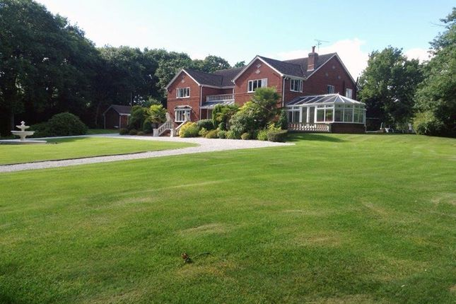 Thumbnail Detached house for sale in The Slough, Redditch
