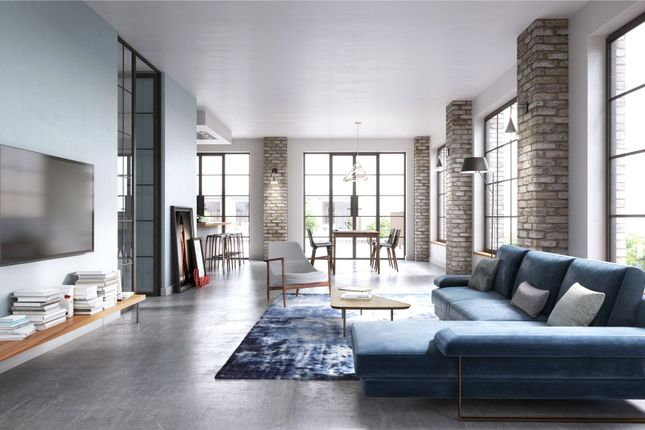 Thumbnail Flat for sale in St John's, South Village, Block 402, Manchester