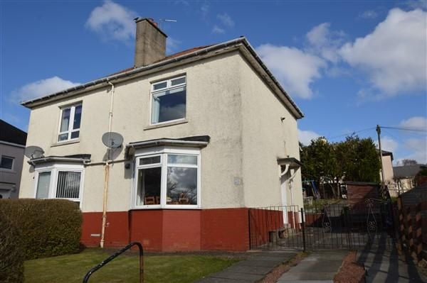 Thumbnail Semi-detached house for sale in Kirkton Avenue, Knightswood, Glasgow