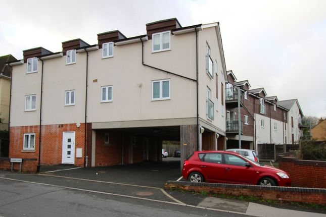 Thumbnail Flat to rent in Audley Road, Chippenham