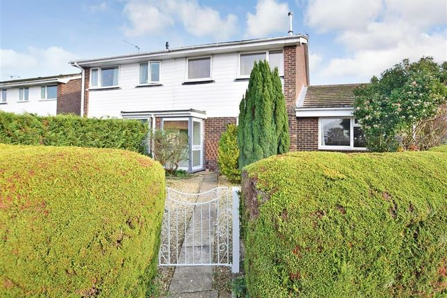 Thumbnail Semi-detached house for sale in Glebelands, Pulborough, West Sussex