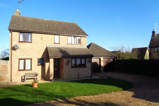 Thumbnail Detached house for sale in Wentworth Drive, Oundle