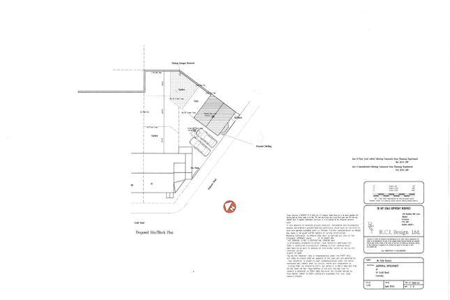 Guild Road Plans 1