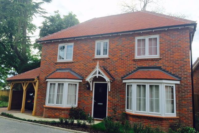 Thumbnail Detached house to rent in Abrahams Close, Amersham