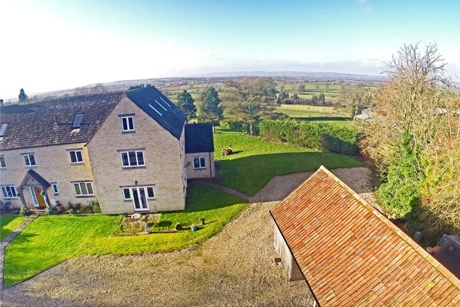 Thumbnail Semi-detached house for sale in Stinchcombe Manor, Stinchcombe, Dursley