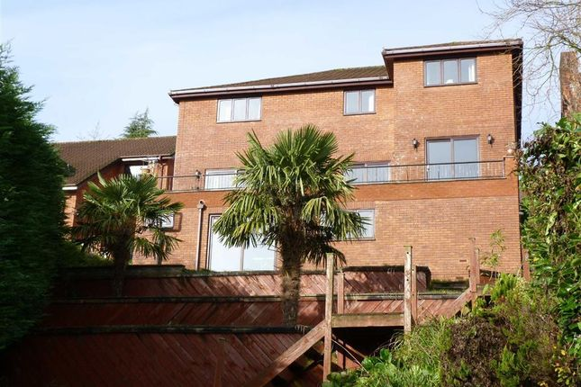 Thumbnail Detached house for sale in Parkwood Close, Caerleon, Newport