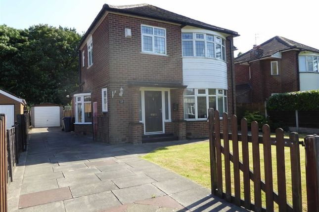 Thumbnail Detached house for sale in Sandacre Road, Wythenshawe, Manchester