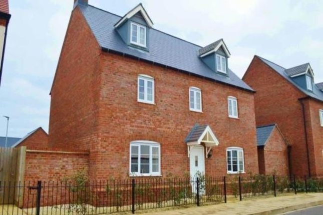 Thumbnail Detached house to rent in Kingsmere, Bicester