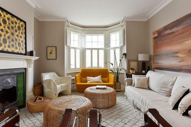 Thumbnail Flat to rent in Crabtree Lane, Hammersmith