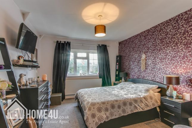Bedroom Two: of Gwernaffield Road, Mold CH7