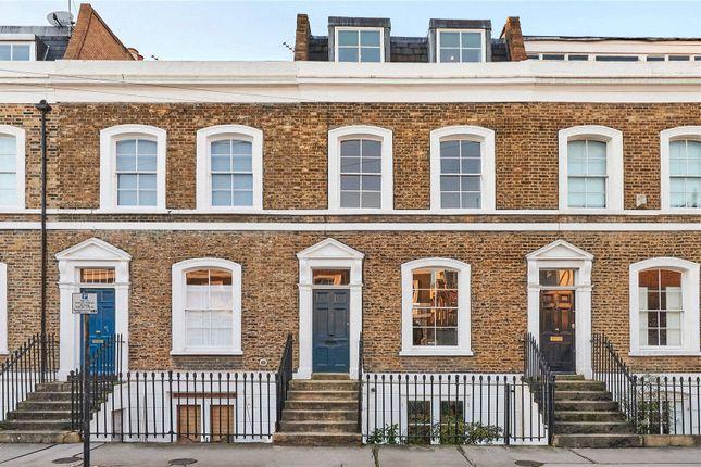 Thumbnail Terraced house to rent in Linton Street, Islington, London