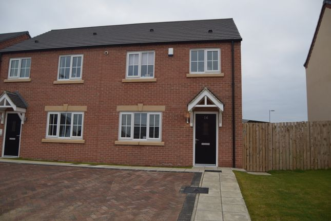 Thumbnail Semi-detached house to rent in Timperley Close, Wakefield