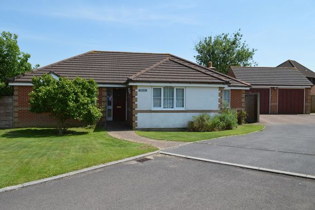 Thumbnail Detached bungalow for sale in Cherryfields, Gillingham