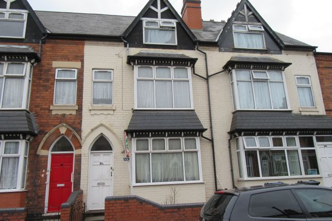 Thumbnail Shared accommodation to rent in Bowyer Road, Alum Rock, Birmingham, West Midlands
