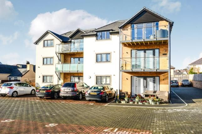 Thumbnail Flat for sale in Bay View, Pentywyn Road, Deganwy, Conwy