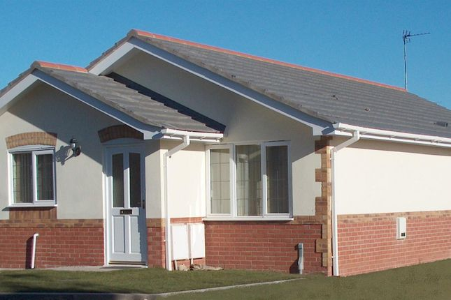 Thumbnail Detached bungalow for sale in Robins Lane, Barry