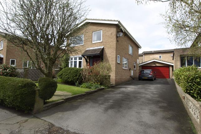 Thumbnail Detached house for sale in New Lane, Skelmanthorpe, Huddersfield