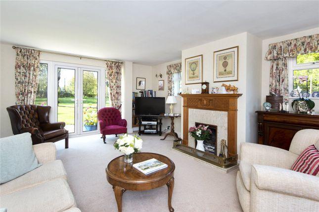 Sitting Room of Goathurst Common, Ide Hill, Sevenoaks, Kent TN14