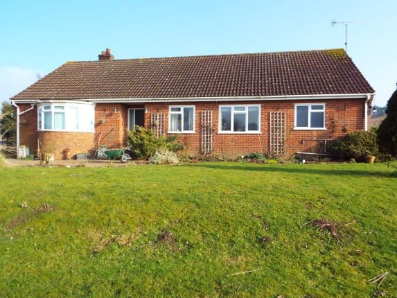 Thumbnail Bungalow for sale in Holt Road, Melton Constable, Norfolk