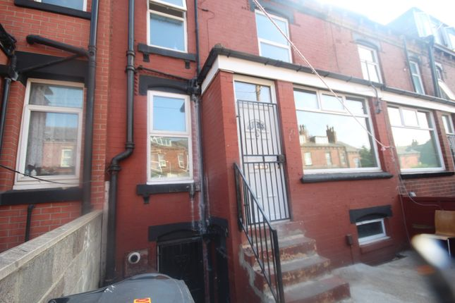 Thumbnail Terraced house to rent in Berkeley Grove, Leeds, West Yorkshire