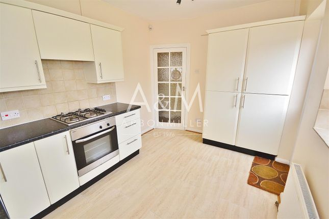 Thumbnail Semi-detached bungalow for sale in Greenleafe Drive, Barkingside, Ilford