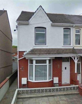 Thumbnail Maisonette to rent in Alexandra Road, Gorseinon, Swansea