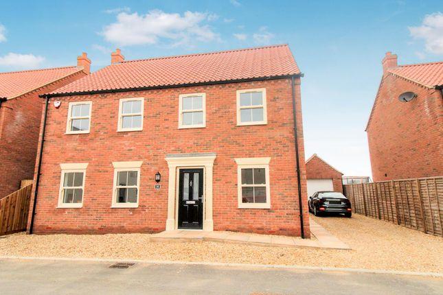 Thumbnail Detached house for sale in Saxon Close, Terrington St. Clement, King's Lynn