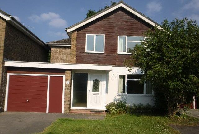Thumbnail Link-detached house to rent in Newbury, Berkshire