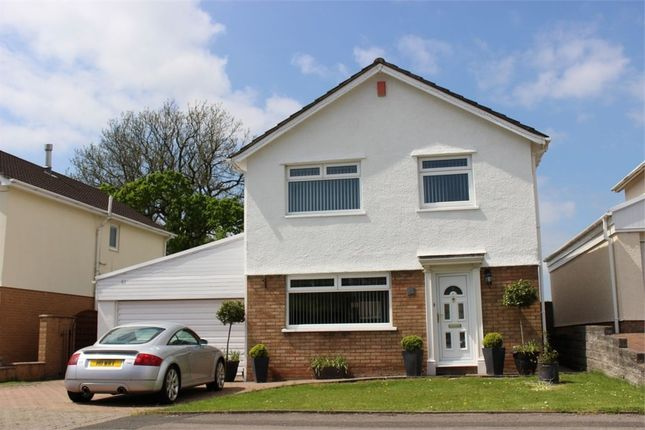 Thumbnail Detached house for sale in Nant Talwg Way, Barry