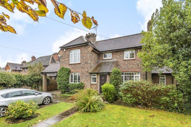 Thumbnail Detached house to rent in Wheatsheaf Close, Woking, Surrey