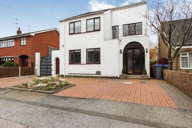 Thumbnail Detached house for sale in Alwood Avenue, Blackpool