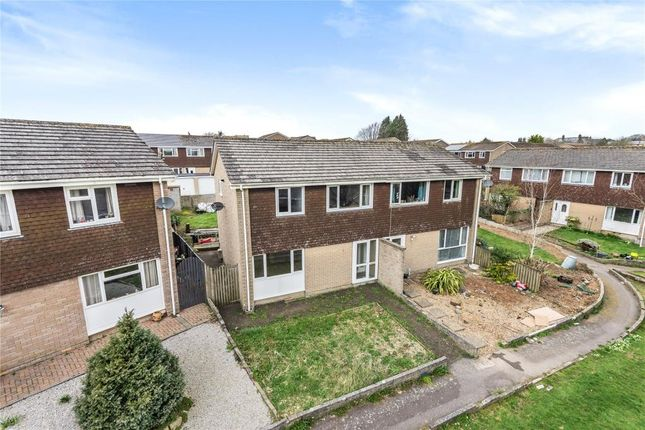Thumbnail Semi-detached house to rent in Trevillis Park, Liskeard