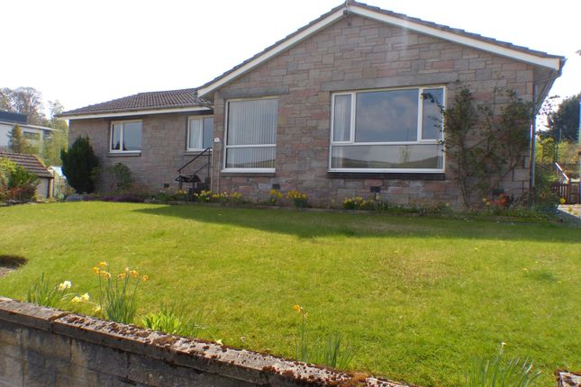 Thumbnail Bungalow for sale in 11 Alma Avenue, Aberfeldy