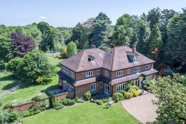 Thumbnail Detached house for sale in Minstead, Minstead, Lyndhurst