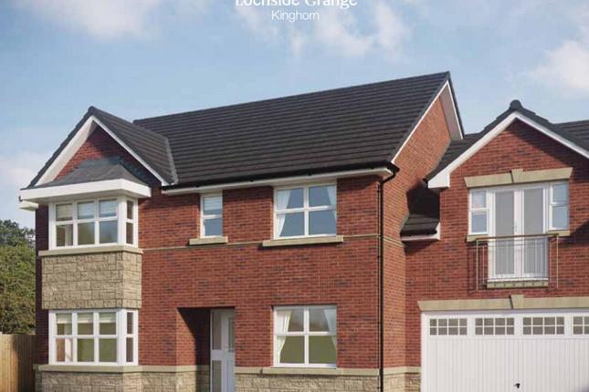 Thumbnail Detached house for sale in The Ardmore, Plot 90, Kinghorn Loch, Kinghorn, Burntisland, Fife