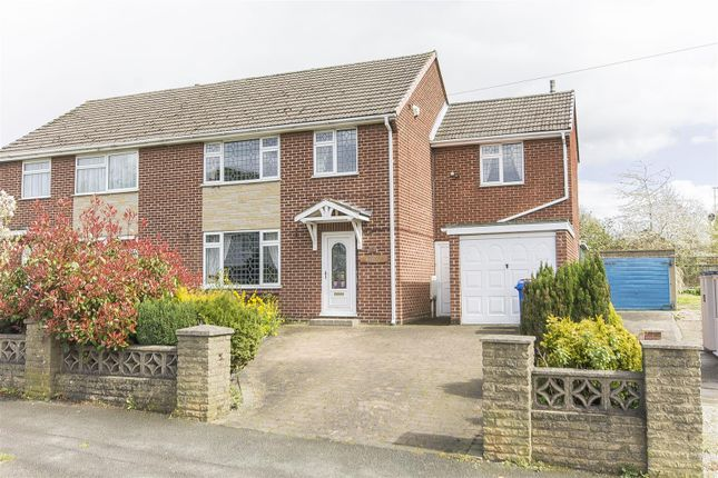 Thumbnail Semi-detached house for sale in Wikeley Way, Brimington, Chesterfield