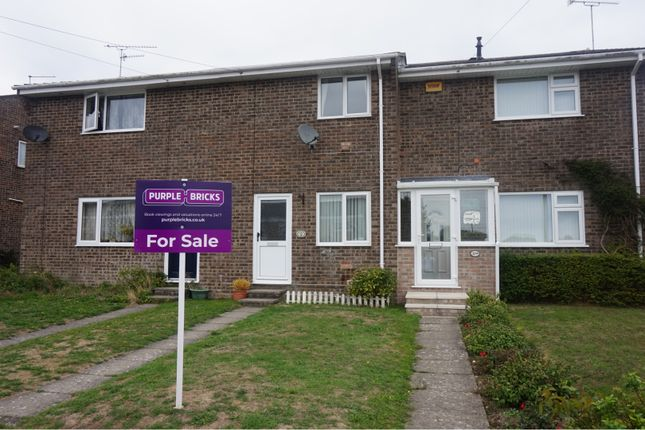 Thumbnail Terraced house for sale in Meadowbank, Poole