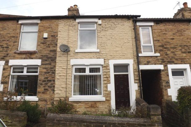 Thumbnail End terrace house to rent in Duncan Road, Sheffield