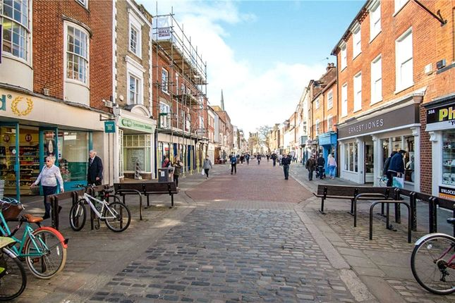 Thumbnail Flat for sale in East Street, Chichester, West Sussex