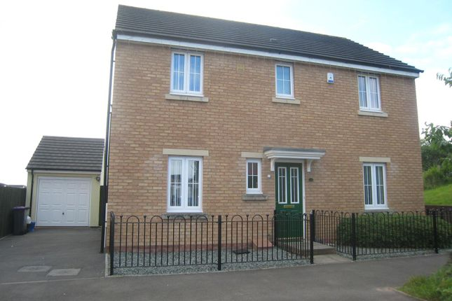 Thumbnail Detached house for sale in St Dunstans Close, Griffithstown, Pontypool