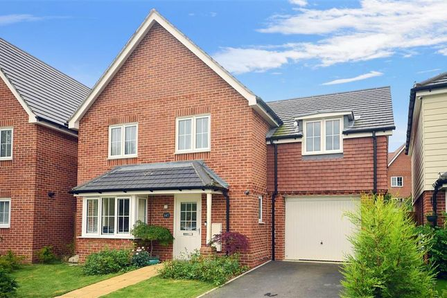 Thumbnail Detached house for sale in Roman Lane, Southwater, Horsham, West Sussex