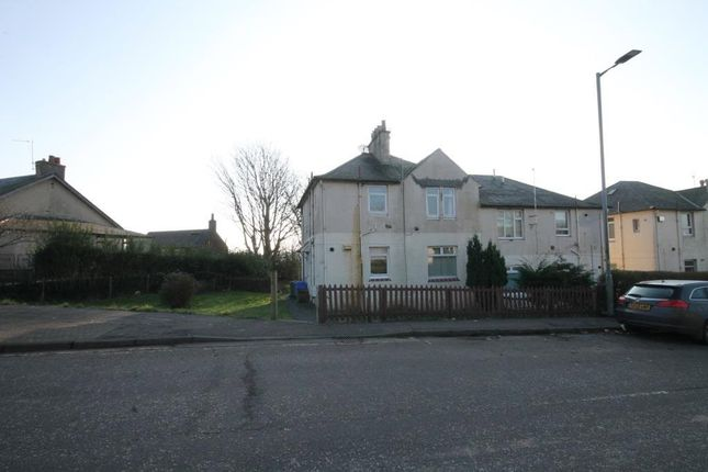 Thumbnail Flat to rent in Mauchline Road, Mossblown, Ayr