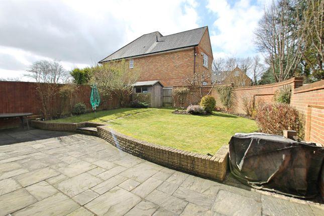 Rear Garden: of Tower View, Bushey Heath, Bushey WD23