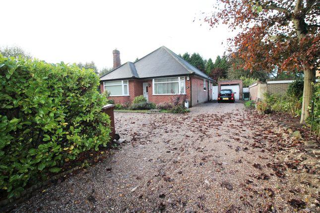 Thumbnail Detached bungalow to rent in Regina Crescent, Ravenshead, Nottingham