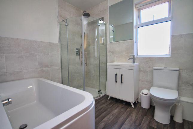 Bathroom of Mellstock Road, Oakdale, Poole BH15