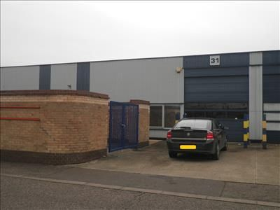 Thumbnail Light industrial to let in Unit 31, Stapledon Road, Orton Southgate, Peterborough